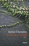 Jeanne Champion - Là où tu n'es plus.