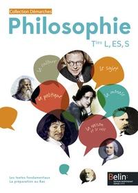 Jeanne-Claire Fumet et Alain Séguy-Duclot - Philosophie Tle L, Es, S.