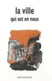 Jeanne Cordelier et Jean-Michel Ribes - La ville qui est en nous.