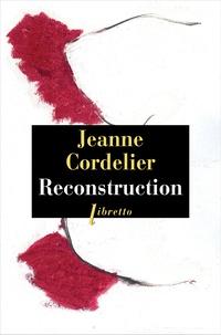 Jeanne Cordelier - Reconstruction.