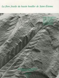 Jeanne Doubinger et Pierre Vetter - La flore fossile du bassin houiller de Saint-Etienne.