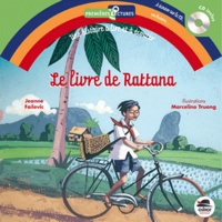 Jeanne Failevic - Le livre de Rattana. 1 CD audio
