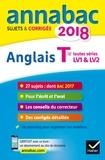 Jeanne-France Bignaux et Didier Hourquin - Anglais Tle toutes séries LV1 et LV2 - Sujets et corrigés.