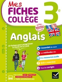 Anglais 3e Cycle 4 - Jeanne-France Bignaux Rattier |