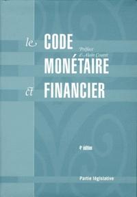 Jeanne-France de Villeneuve et Guillaume Humblot - Le Code monétaire et financier - 2 volumes.