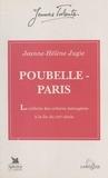 Jeanne-Hélène Jugie et Jean-Robert Pitte - Poubelle - Paris (1883-1896) - La collecte des ordures ménagères à la fin du XIXe siècle.