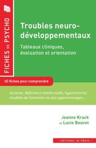 Corridashivernales.be Les troubles neuro-développementaux - Tableaux cliniques, évaluation et orientation Image