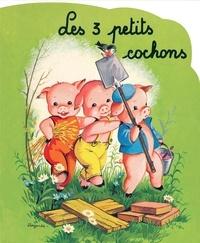 Jeanne Lagarde - Les trois petits cochons.