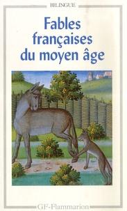 Jeanne-Marie Boivin et Laurence Harf-Lancner - Fables françaises du Moyen Age : Les isopets - Edition bilingue.