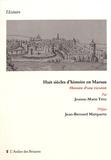 Jeanne-Marie Fritz - Huit siècles d'histoire en Marsan - Histoire d'une vicomté.