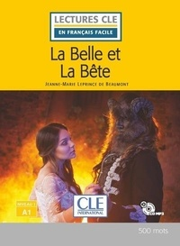 Checkpointfrance.fr La Belle et la Bête - Lectures CLE en français facile A1 Image