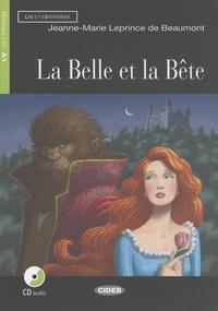 Jeanne-Marie Leprince de Beaumont - La Belle et la Bête. 1 CD audio