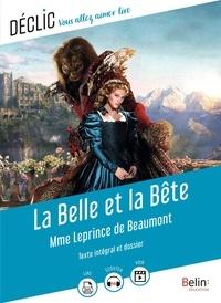 Jeanne-Marie Leprince de Beaumont - La Belle et la Bête.