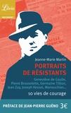 Jeanne-Marie Martin - Portraits de Résistants - 10 vies de courage.