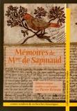 Jeanne-Michelle-Ambroise de Sapinaud - Mémoires de Mme de Sapinaud.