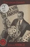 Jeanne Montcernac - Nuages sur un amour.