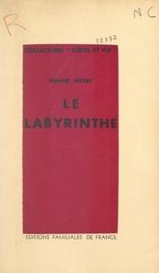 Jeanne Moret - Le labyrinthe.