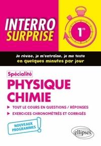 Téléchargements ebook gratuits pour nook Spécialité physique-chimie 1re