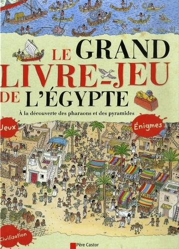 Le Grand Livre Jeu De L Egypte Album