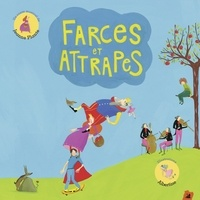 Jeanne Plante et  Albertine - Farces et attrapes. 1 CD audio