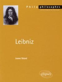 Jeanne Roland - Leibniz.