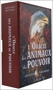 L'oracle des animaux de pouvoir - Jeanne Rulan |