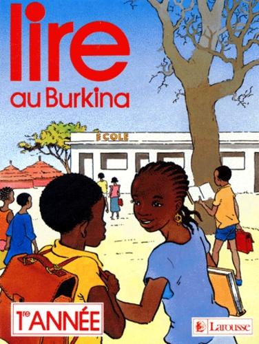 Lire Au Burkina 1ere Annee