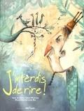 Jeanne Taboni Misérazzi et Loren Bes - J'interdis de rire !.