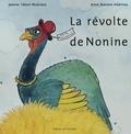 Jeanne Taboni Misérazzi et Anne Dumont-Védrines - La révolte de Nonine.