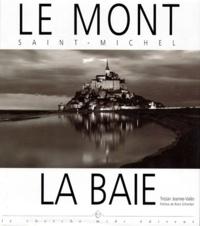 Jeanne Vales Tristan - Le Mont Saint-Michel - La baie.