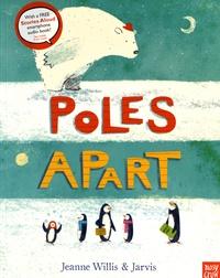 Jeanne Willis et  Jarvis - Poles Apart.