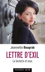 Checkpointfrance.fr Lettre d'exil - La barbarie et nous Image