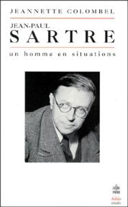 Jean-Paul Sartre. - Un homme en situations.pdf