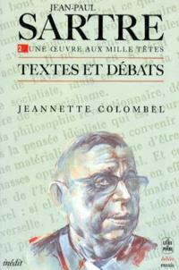 Sartre - Tome 2, Une oeuvre aux mille têtes.pdf