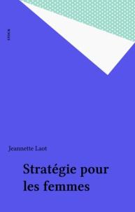 Jeannette Laot - Stratégie pour les femmes.