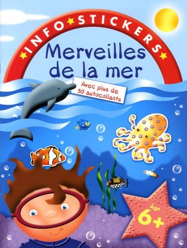 Jeannette O'Toole - Merveilles de la mer - Avec plus de 50 autocollants.