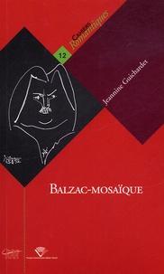 Jeannine Guichardet - Balzac-Mosaïque.