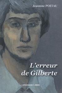 Jeannine Poitau - L'erreur de Gilberte.