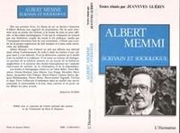 Jeanyves Guérin - Albert Memmi, écrivain et sociologue.