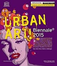 Jef Aérosol et  Invader - Urban Art! Biennale 2015 - Katalog.
