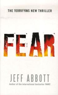 Jeff Abbott - Fear.