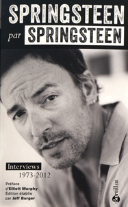 Era-circus.be Springsteen par Springsteen - Interviews, discours et rencontres Image