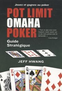 Jeff Hwang - Pot-Limit Omaha Poker.