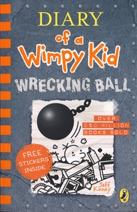 Jeff Kinney - Diary of a Wimpy Kid Tome 14 : Wrecking Ball.