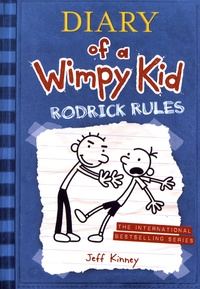 Jeff Kinney - Diary of a Wimpy Kid Tome 2 : Rodrick Rules.