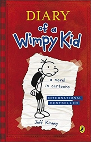 Jeff Kinney - Diary of a Wimpy Kid  : .