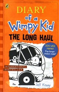 Jeff Kinney - Diary of a Wimpy Kid - The Long Haul.