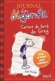 Jeff Kinney - Journal d'un dégonflé Tome 1 : Carnet de bord de Greg Heffley.