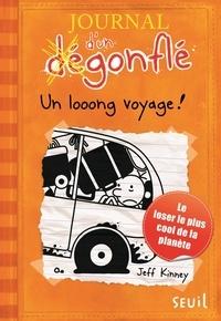 Jeff Kinney - Journal d'un dégonflé Tome 9 : Un looong voyage !.