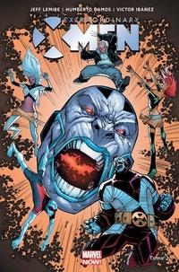Jeff Lemire et Humberto Ramos - Extraordinary X-Men Tome 2 : Les guerres d'Apocalypse.